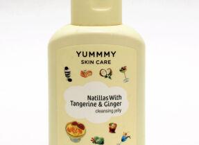 Очищающее и отшелушивающее желе Yummy Natillas With Tangerine & Ginger