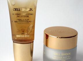 Swiss line Cell Shock Overnight «V» Mask – мой актуальный антивозрастной уход