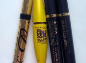 Тесты туши для ресниц: Estee Lauder, Maybelline, Л'Этуаль