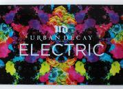 Палетка Urban Decay Electric: отзыв и макияжи, часть I