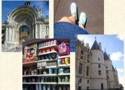 Поездка в Париж: Ситэ, Люксембургский сад и прочее