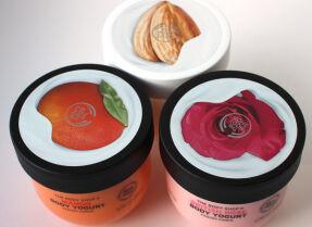 The Body Shop Body Yogurt – вкусный уход за телом
