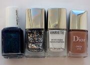 Мои лаки для ногтей: Essie, Л'Этуаль, Dior
