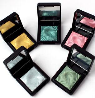 Тени Kiko Milano Water Eyeshadow, пять оттенков – отзыв и макияжи