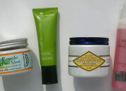 Тесты тонизирующих масок: Lemongrass House, Yves Rocher, L'Occitane, Faberlic
