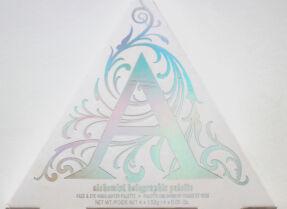 Kat Von D Alchemist Holographic Palette — моя любимая палетка хайлайтеров