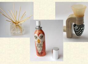 Ароматизаторы для дома Bath & Body Works и L'Occitane
