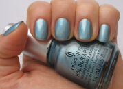 Обзор моих лаков: China Glaze, Urban Decay, L'Oreal
