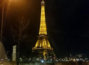Поездка в Париж с Clarins