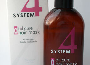Лечебная маска-пилинг System 4 O Oil Cure Hair Mask – спасти кожу головы, миссия выполнима