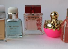 Ароматы этого лета: Dolce & Gabbana, Givenchy, Nina Ricci, Chloe