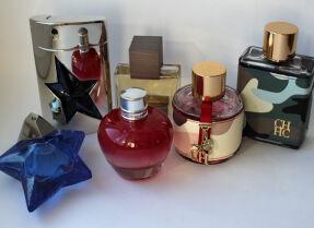 Мои летние парфюмы: Carolina Herrera, Thierry Mugler, L'Occitane, Loewe