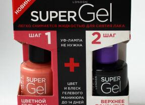 Лак Rimmel Super Gel Nail Polish – не гель, но нечто стоящее