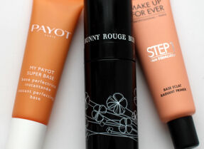 Тесты баз под макияж: Payot, Rouge Bunny Rouge, Make Up For Ever