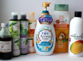 Гели для душа Egomania, Sabai-arom, Biore, Belcam Bath Therapy, Naturalium — самые любимые ароматы