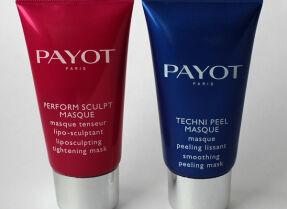 Маски Payot Perform Sculpt Masque и Techni Peel Masque