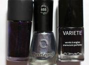 Мои лаки для ногтей: M.A.C., Dance Legend, Л'Этуаль