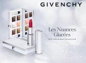 Рождественская коллекция Givenchy Les Nuances Glacées – ледяная сказка