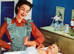 Пять худших вещей в материнстве