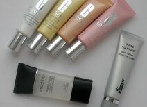Тесты баз под макияж: Clinique, Dr. Brandt, Smashbox