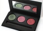 Красно-зеленый макияж с тенями ColourPop