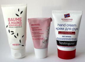 Тесты кремов для рук: Kenzo, Weleda, Neutrogena
