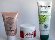 Тесты очищающих масок: Sisley, Yes To, Himalaya Herbals