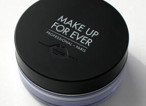 Новая пудра Make Up For Ever Ultra HD Microfinishing Loose Powder — до чего дошел прогресс