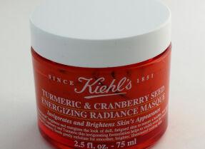Маска Kiehl's Turmeric & Cranberry Seed Energizing Radiance Masque – недопонятый продукт