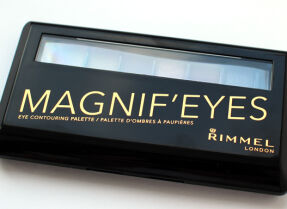 Палетка Rimmel Magnif'Eyes в оттенке Grunge Glamour – отзыв и макияжи
