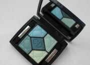 Палетка теней 5 Couleurs Eyeshadow Palette № 374 Blue Lagoon, Dior