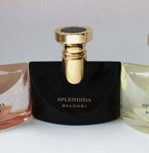Три аромата Bulgari Splendida: роза, ирис, жасмин