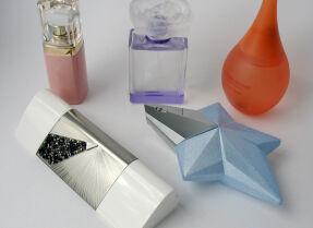 Мои парфюмы: Thierry Mugler, Kenzo, Shiseido, Boss, Swarovski