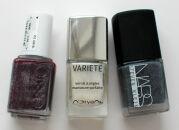 Мои лаки для ногтей: Essie, Л'Этуаль, NARS