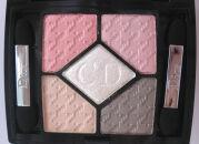 Палетка 5 Couleurs Cherie Bow Edition № 724 Rose Ballerine, Dior