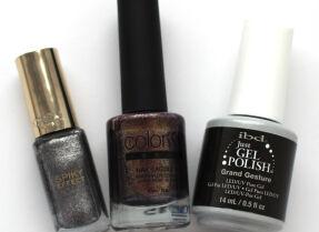 Мои лаки для ногтей: L'Oreal, Colorist, ibd