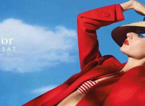 Летняя коллекция макияжа Transat, Dior
