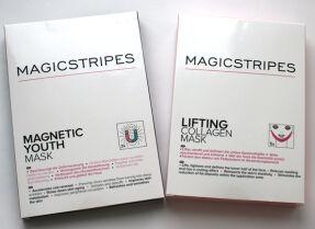 Маски Magicstripes – магнитная и лифтинговая