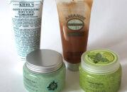 Тесты скрабов для тела: Kiehl's, The Body Shop, L'Occitane