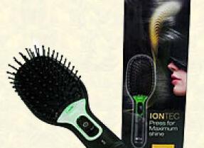 Щетка Braun Satin Hair с функцией ионизации