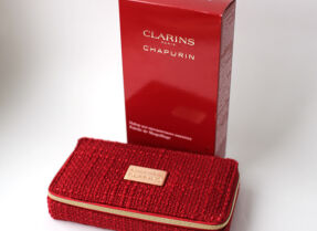 Палетка Palette de Maquillage Clarins by Chapurin — отзыв, свотчи и макияжи