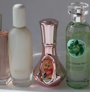 Мои весенние парфюмы: Acqua di Parma, Clinique, Ein Gedi, Benefit, The Body Shop