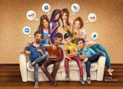 Социальные сети: наш выбор
