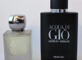 Два обожаемых аромата: Giorgio Armani Acqua di Gio Profumo и Rouge Bunny Rouge Allegria
