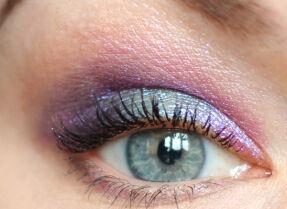Пять макияжей с тенями ColourPop: макияж пятый