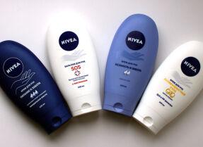 Новые кремы для рук Nivea – тесты и отзыв