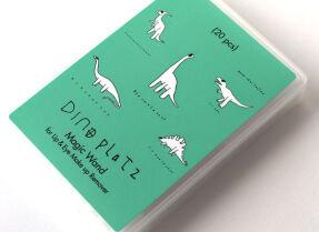 Палочки для коррекции макияжа Too Cool For School Dinoplatz Magic Wand