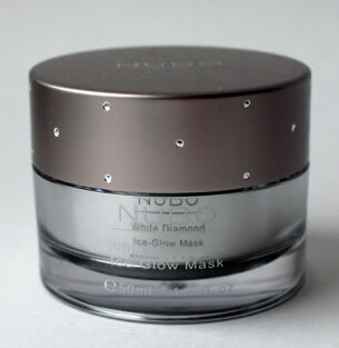 NuBo White Diamond Ice-Glow Mask – «маска для Золушки»