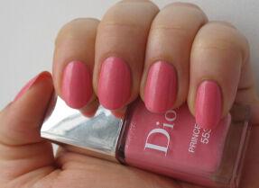 Обзор моих лаков: Dior, Sally Hansen, Dance Legend