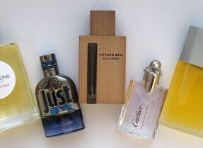 Мужские парфюмы: Atkinsons, Cavalli, Armand Basi, Cartier, Azzaro